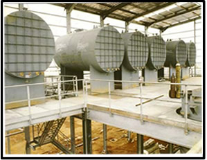 Installed Storage Tanks – Tema, Greater Accra Region