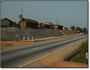 Abuakwa-Bibiani Road