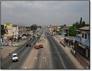 Avenor Junction, Accra