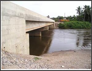 Bonsa Bridge - Axim Jct.- Tarkwa Road