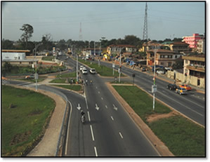 Asokwa Junction, Kumasi