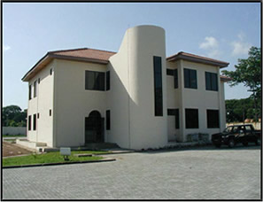 UG-HFC Office Building - Accra, Greater Accra Region