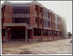 Renovation and Remodelling Works, SSNIT Office Block,  Bolgatanga