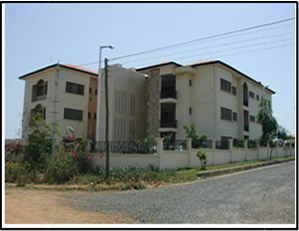 West African Exams Council(WAEC) Flats, Accra