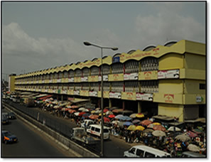 Kaneshie Shopping Complex, Accra