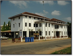 Engineers' Center, Roman Ridge, Accra